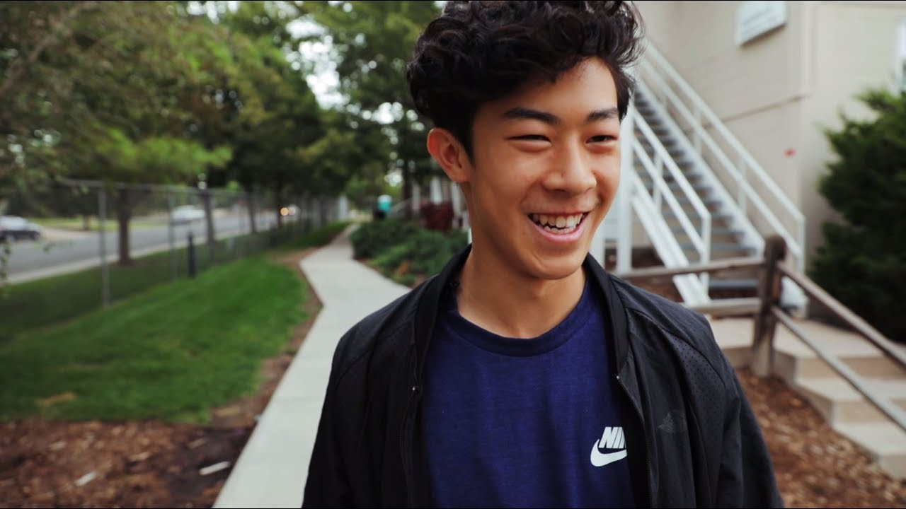23 Questions with Nathan Chen - YouTube