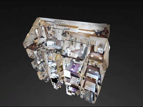 Virtual Tour: The Penthouse, Clarence House, Matlock Bath