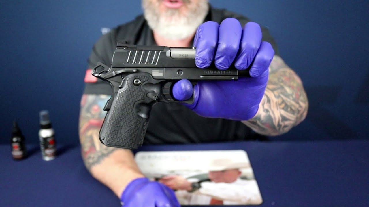 Staccato C Duo Pistol Assembly