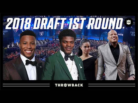Who's Number 1, Lamar Rumors, & More! | 2018 NFL Draft 1st Round