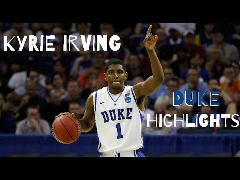 """Kyrie Irving College Highlights 