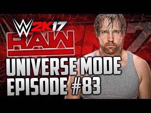 """Trading Brands!"" WWE 2k17 Universe Mode #83 (""WWE 2k17"" ""Universe Mode"" PS4/Xbox One)"