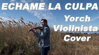 Download Video Echame la culpa (Violin cover by Yorch Violinista) MP3 3GP MP4