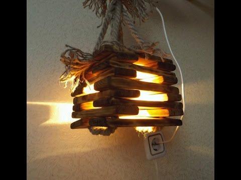 Стильные настенные светильники в интерьере