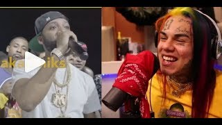 J Prince Jr Took over the WSHH SxSW stage w 50 Goons and called 6ix9ine out after he didnt show up