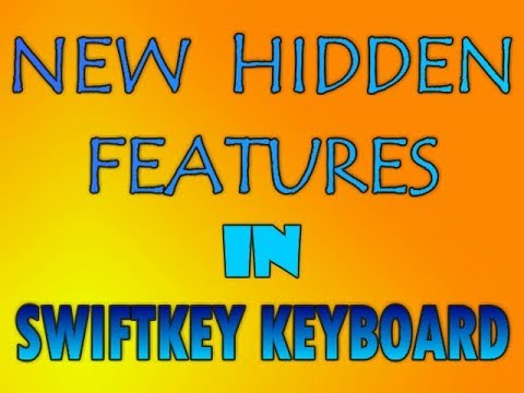 New Hidden features in SwiftKey Keyboard | Magical Clipboard, GIF, Free  themes, Tap Sounds