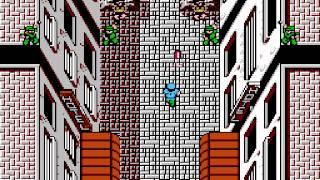 [TAS] [Obsoleted] NES Guerrilla War by Randil in 13:33.13