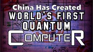CHINA's QUANTUM COMPUTER TELEPORTATION & Why we need a QUANTUM FIREWALL Mandela Effect