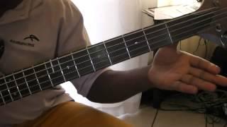 Nomakhuze Ndabula with Benjamin Dube - Yebo linamandla Bass Tutorial