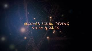 Discover scuba diving Vicky & Alex Abyss Amed Bali Indonésie