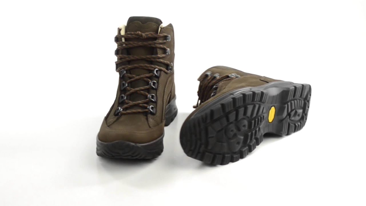 fc520c8c477 Hanwag Canyon II Hiking Boots (For Women) - YouTube