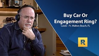 Buy A Car or Engagement Ring?