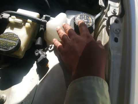 2000 Lincoln ls climate control valve