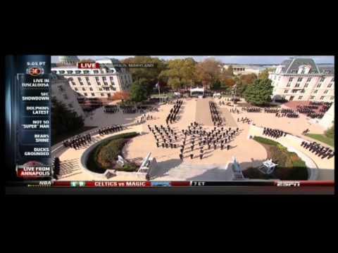 ESPN America's Heros: United States Naval Academy