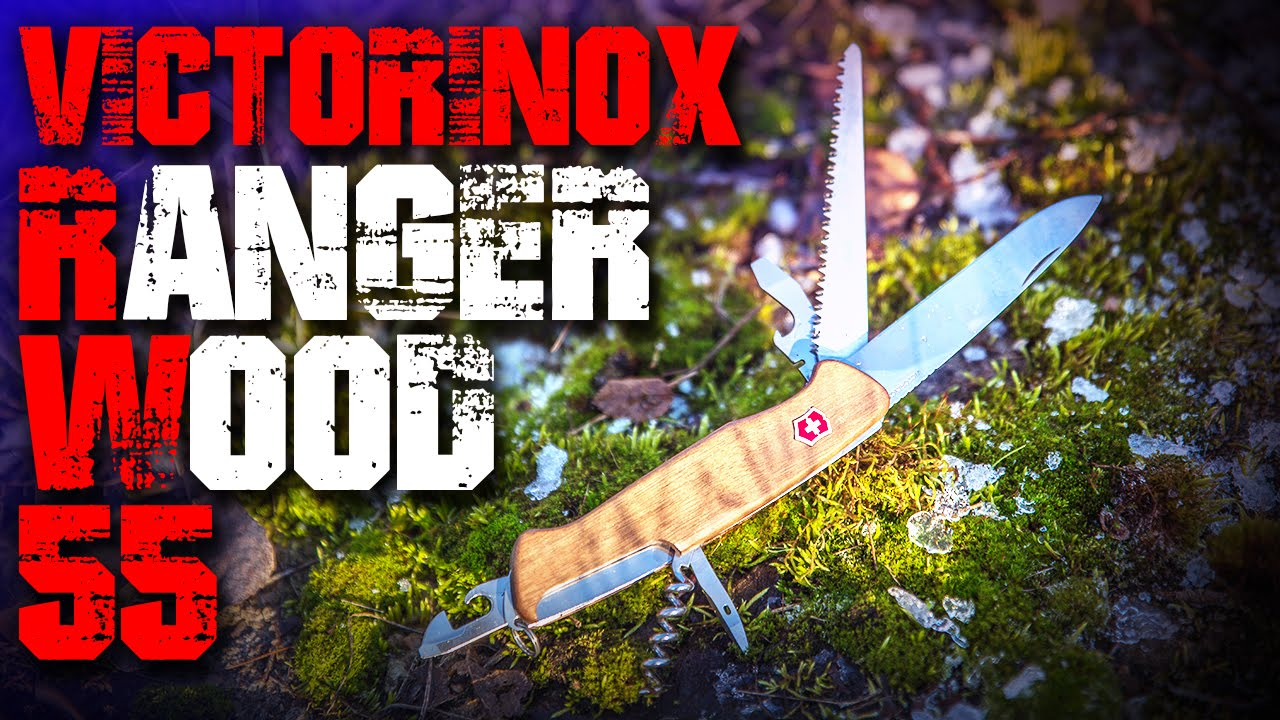 Victorinox Rangerwood 55 Messer Tool Multitool Review Test
