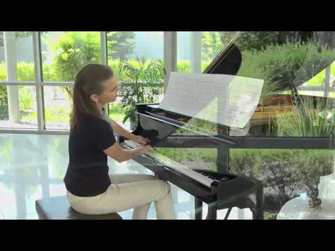 Anna Sutyagina plays Last Leaf Falls by Lucas King