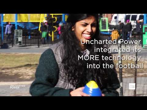Energy Generating Football in 1 Minute | The Power Lab | Uncharted Power