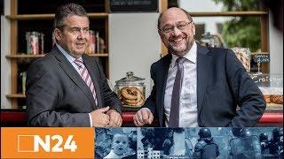 N24 Nachrichten - Martin Schulz will Homo-Ehe sofort - Angela Merkel sieht Gewissensentscheidung
