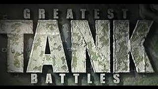Битва за Арракурт - Великие танковые сражения