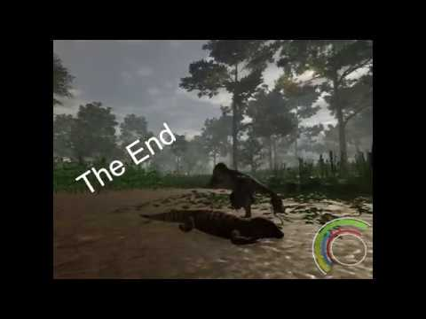 Saurian:  Paleosaniwa vs Brachychampsa