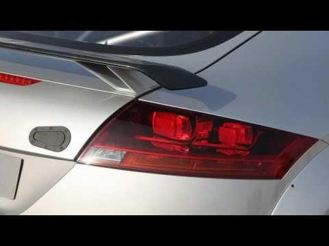 2010 Audi Tt Gt4 Concept Youtube
