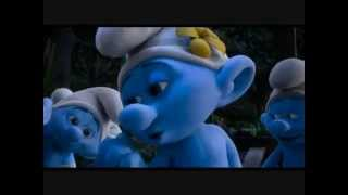 The Smurfs 2 (Ending song) Ooh La La (Swedish)