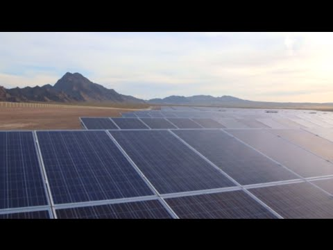 Copper Mountain Solar 3: a Clean Energy Project for the NECA/IBEW Team