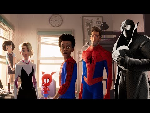 Spider-Man: Into the Spider-Verse | International Extended Sneak Peek