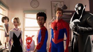 Spider-Man: Into the Spider-Verse | International Extended Sneak Peek