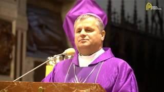 bp L. Leszkiewicz - NAUKA 2 / REKOLEKCJE W CZASACH ZARAZY + Ewangelia / W.Poniedziałek [02.04.2020]