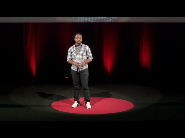 Yes we can! | Tony Jazz | TEDxRéunion