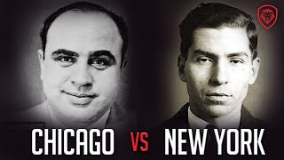 Chicago Mafia Vs New York Mafia - Explained By Frank Cullotta