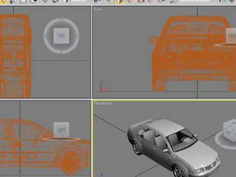 Tutorial 3ds Max Importar Autocad A 3ds Max Funnydog Tv