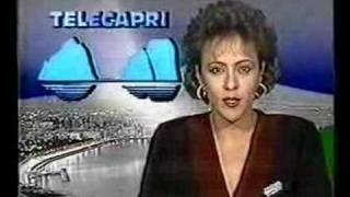 Teresa iaccarino volto storico di telecapri, annunciatrice e presentatrice fino al 1988. oggi si occupa programmi giornalistici (altro), odeon tv, teleca...
