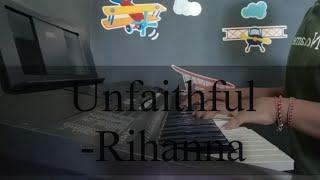 UNFAITHFUL -RIHANNA- (Version: Rock School)