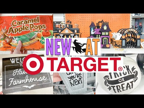 TARGET SHOP WITH ME 2019 // HALLOWEEN DECOR & MORE!