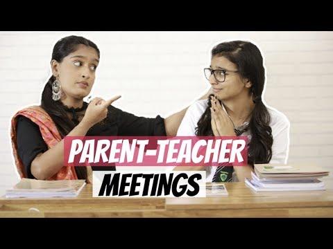 Parent teacher meeting request letter