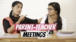 Types Of Parents At Parent Teacher Meetings