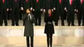 My Country Tis Of Thee - Josh Groban & Heather Headley
