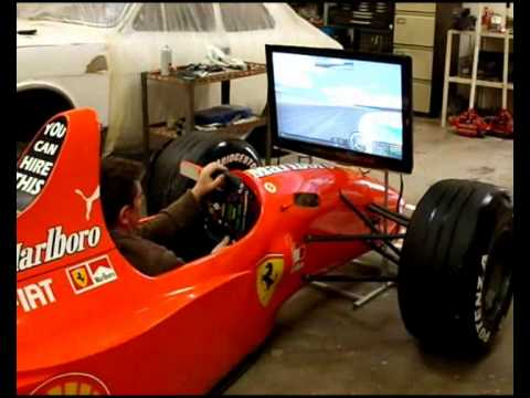 F1 Car Simulator Hire Www F1simulator Weebly Com Youtube