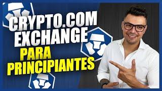 CRYPTO.COM EXCHANGE TUTORIAL COMPLETO ESPAÑOL 2020
