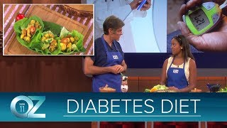 Haley shares the recipes she created to help her father lose weight, reverse his diabetes and get her family healthy. Subscribe to Dr. Oz's official YouTube ...