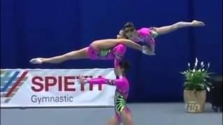 Русские порвали всех!!!! Невероятные русские гимнастки!!!(Что они вытворяют!!!!!, 2016-04-19T20:14:13.000Z)