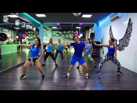 Danca da Maozinha - Tchakabum by Cesar James / Cardio Extremo Cancun