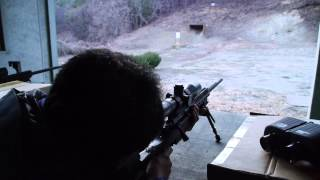 k-14 사격 실습 영상