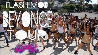 Baixar Woop'Z - Flash Mob Beyoncé Tour   VÍDEO OFICIAL