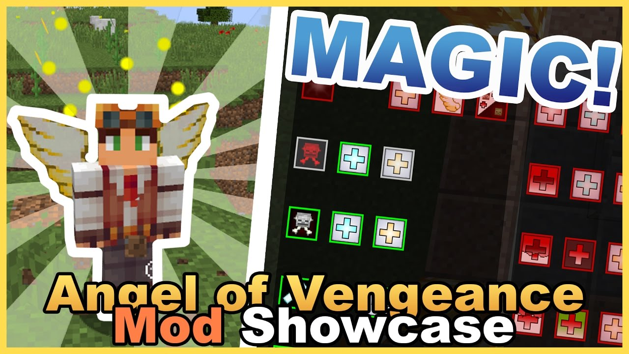 Angel of Vengeance - Mods - Minecraft - CurseForge
