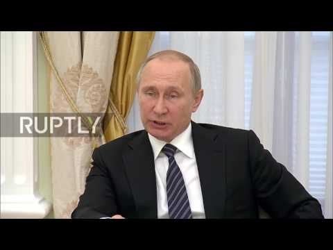 Russia: Chinese-Russian partnership is 'gaining momentum' - Putin to Wang Yi