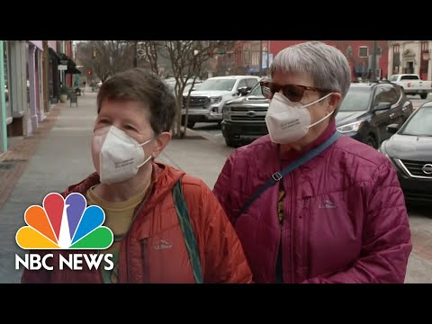 Georgia Voters React To Rep. Marjorie Taylor Greene Controversy | NBC News NOW