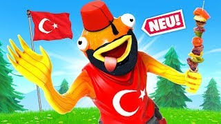 DUMMER FORTY wird zum TÜRKEN in Fortnite!